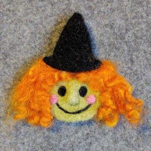 Good Witch pin