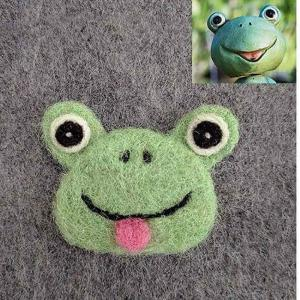 Herzog the Frog pin