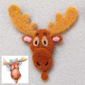 Moose's Roof pin