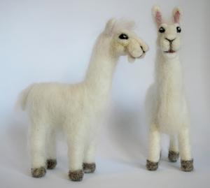 Leroy & Lenny Llama