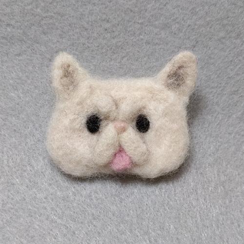 Persian Cat pin