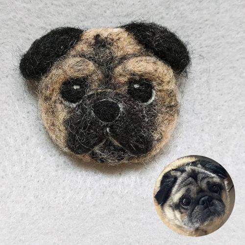 Pug pin