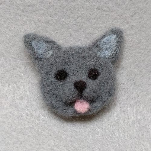 Russian_Blue_Cat_Pin