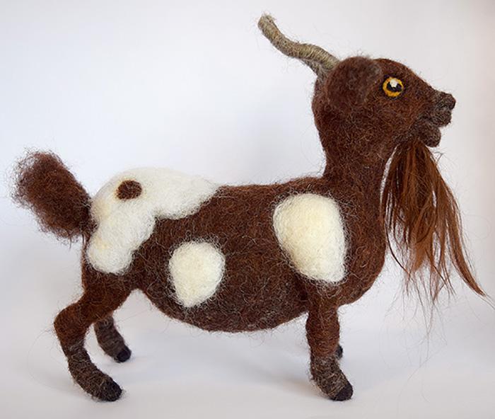 Billy Goat figure