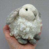 Lop Bunny Puff